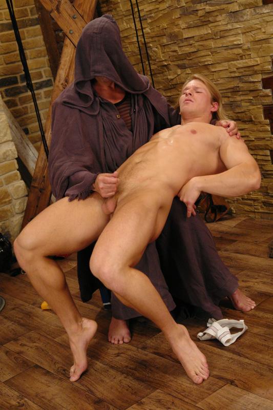 порно фото монах